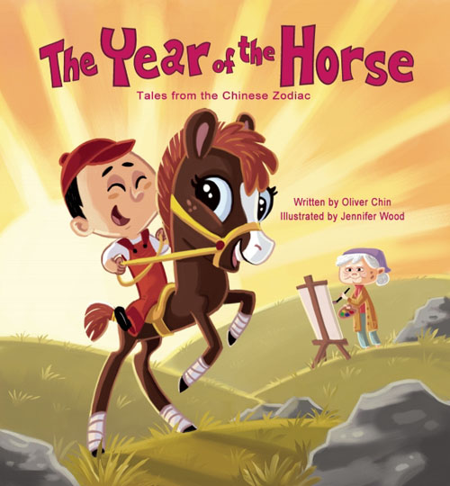 The Year of the Horse: Tales from the Chinese Zodiac